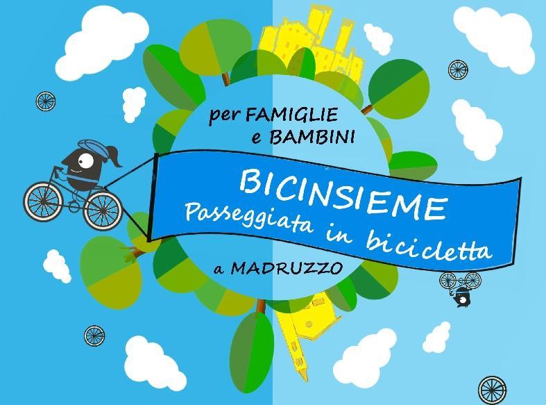 Bicinsieme - passeggiata in bicicletta